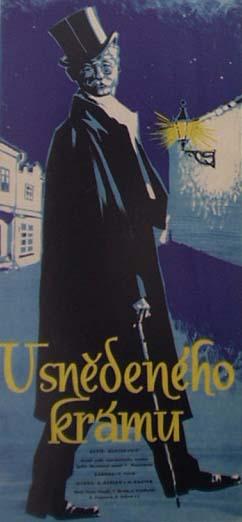Plakát k filmu U snědeného krámu, který také vyšel na DVD